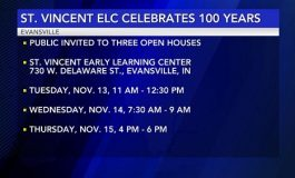 St. Vincent ELC Celebrating 100 Years