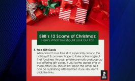 Scam Central: 12 Scams of Christmas Continues