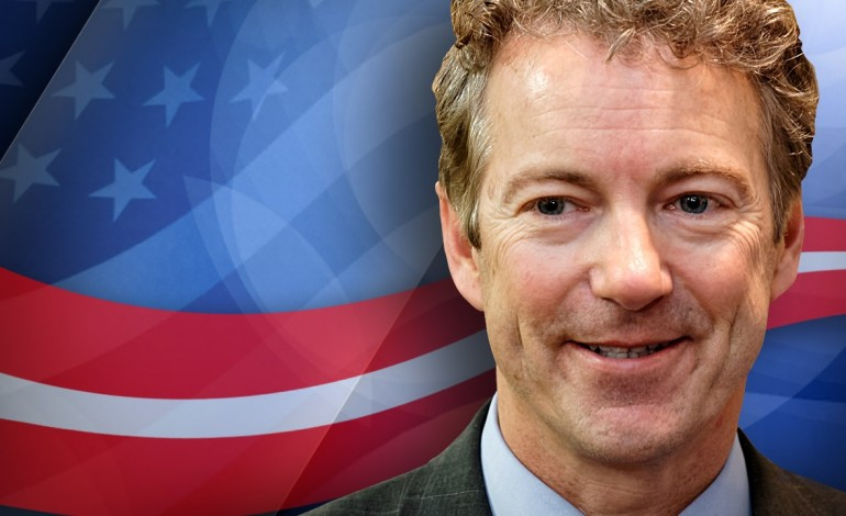 Senator Paul Talks Healthcare in Owensboro