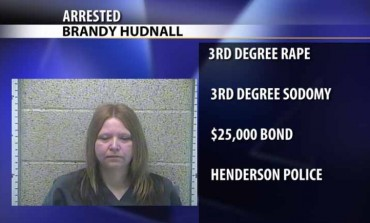 Henderson Woman Charged With Rape