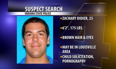 ISP Looking For Child Solicitation Suspect