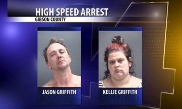 Gibson County Couple Arrested After Crash
