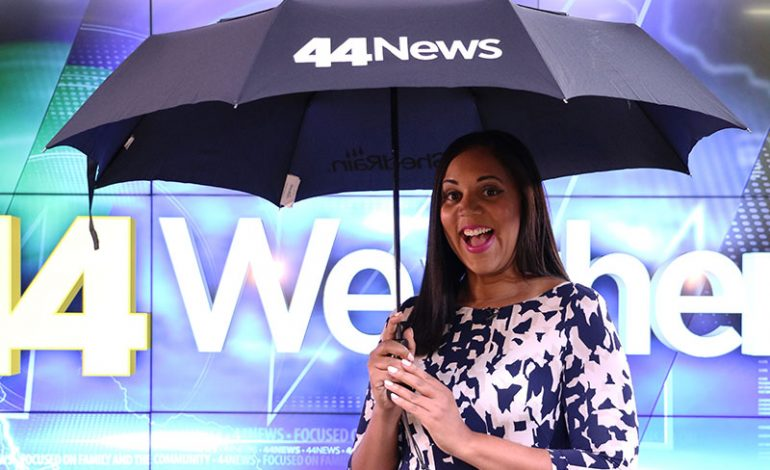 Win A 44News Umbrella!