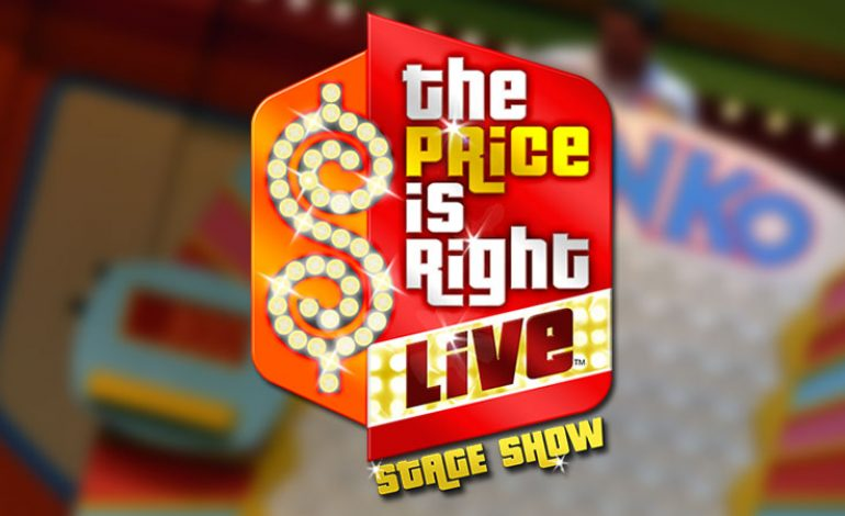 Win Tickets To The Price Is Right LIVE Stage Show!