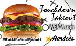 Hardee's Touchdown Takeout