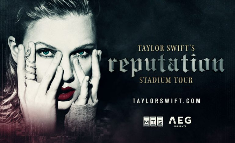 Taylor Swift Ticket Giveaway