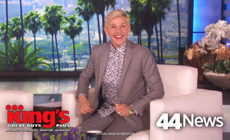Win A Trip To The Ellen Show!