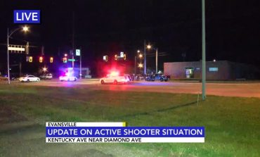One Suspect in Custody in Active Shooter Situation in Evansville