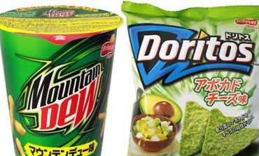5 Strange Snacks You Didn't Know About