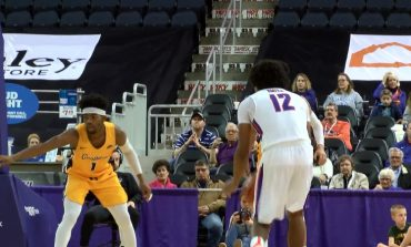Aces Prevail Over Canisius College