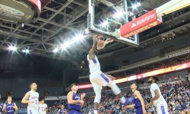 Aces MBB Thankful for Close-knit Team