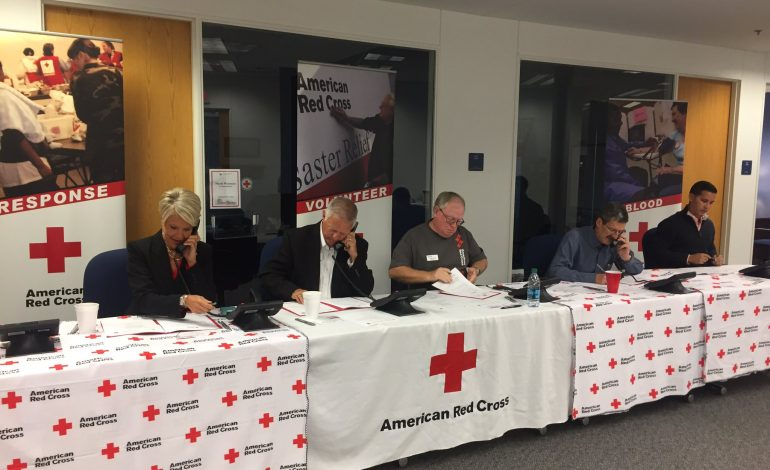 44News Teams Up With Red Cross For Hurricane Relief