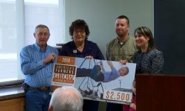 Farmers Grow Communities Donates Money To Arc Of Evansville