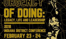In the Community: Alpha Phi Alpha District Conference