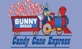 Bunny Bread Candy Cane Express Coming to Victory Theatre