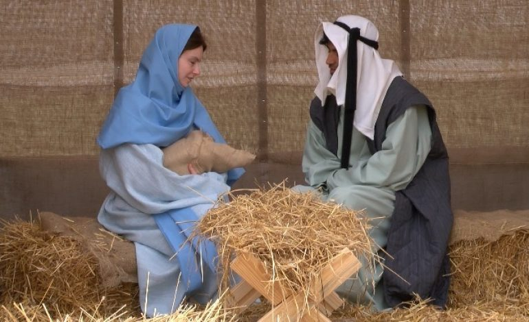 Experience 'Bethlehem Revisited' the Story of Jesus' Birth