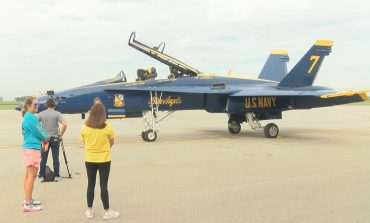 Two Daviess County Principals Ride With The Blue Angels