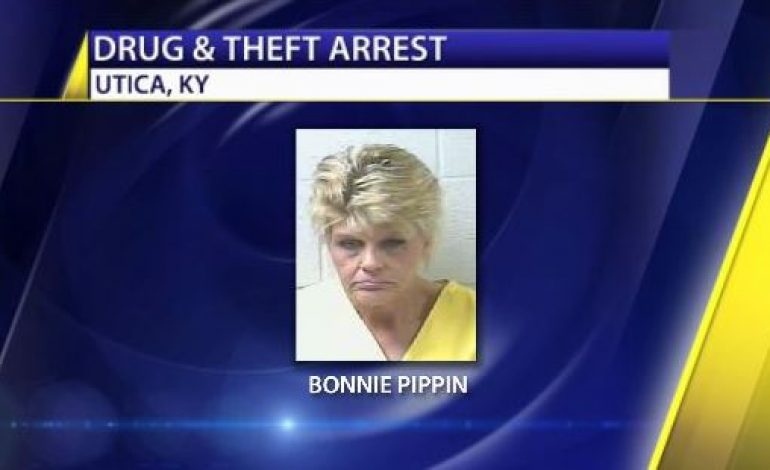 Utica, Kentucky Woman Facing Drug Charges