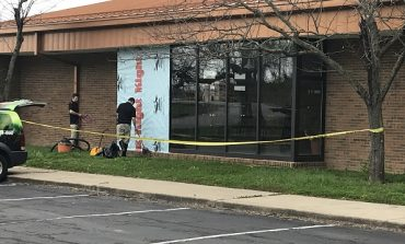 Car Crashes into Boonville-Warrick County Public Library