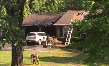 Crews Put Out House Fire on Boonville New Harmony Road