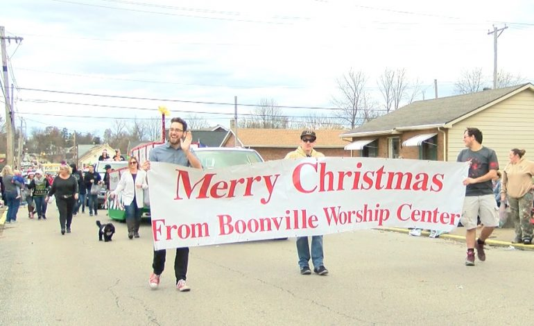 72nd Christmas Parade Continues To Be A Community Favorite