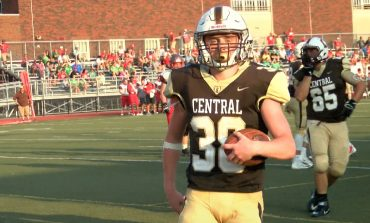 Central's Success Highlights Brennan Schutte, Offensive Line
