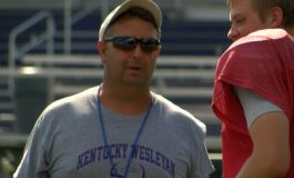 Kentucky Wesleyan Football Coach Brent Holsclaw Resigns