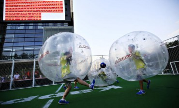 National Bubble Soccer