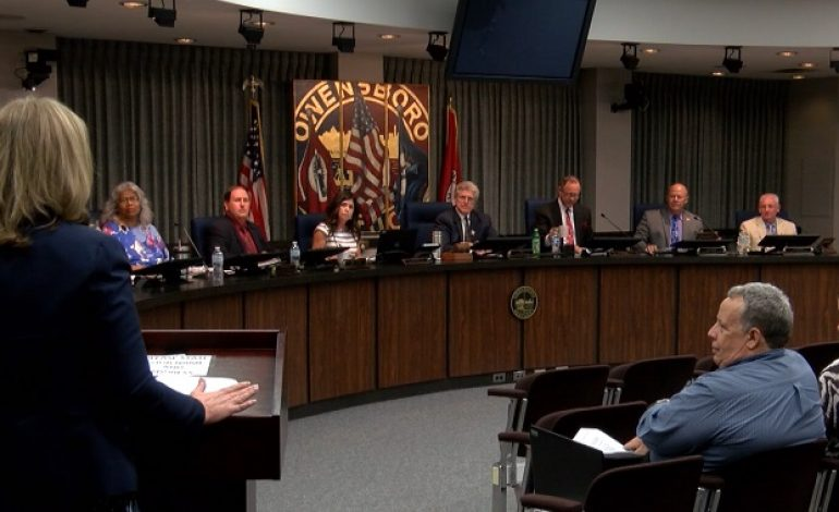 Owensboro Board of Commissioners Talk Budget