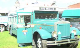 Bus Boys Vintage Rally Makes Its Way To Downtown Evansville