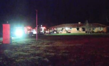 Three Injured In Morning House Fire in Warrick County