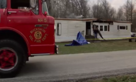 Gibson  County Fire Death Ruled A Homicide