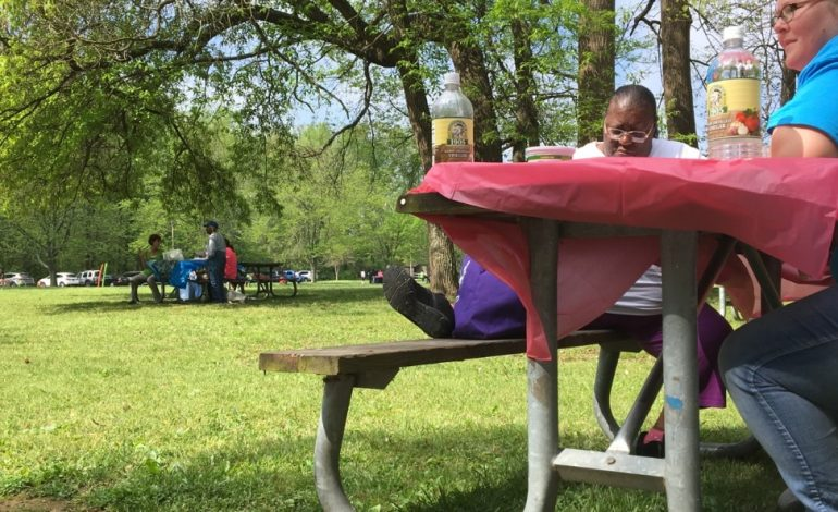 Children and their Families Celebrate at Head Start's 'End of Year' Picnic