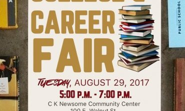 The Learning Curve: College and Career Fair