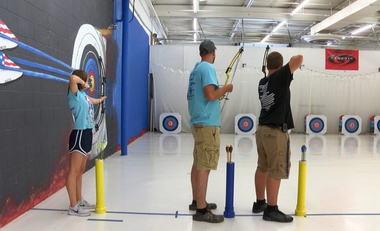 Has It Sunk In? – Castle Archery Club Talks Title