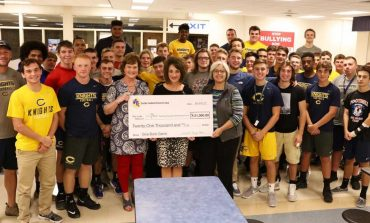 Two Area Organizations Receive More Than $24,000 From Castle Knights Give Back Game