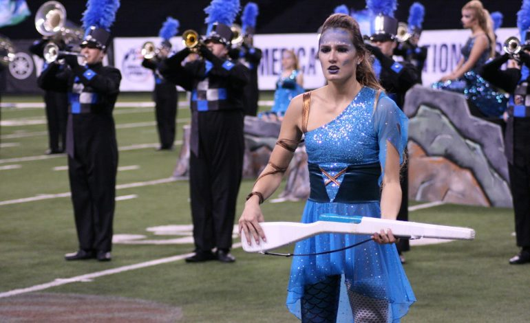 Castle Knights Marching Band Win First-Ever National Championship
