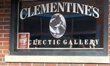 Find that Special Gift at Clementine's Eclectic Gallery
