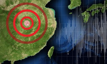 Magnitude 6.5 Earthquake Strikes China's Sichaun Province