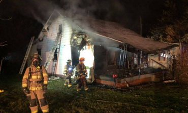 No Injuries Reported in Henderson House Fire