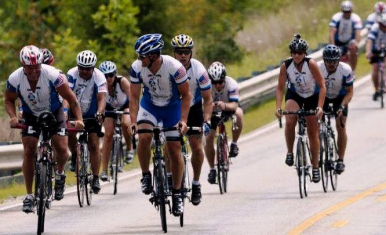Cops Cycling For Survivors Passes Through Tri-State