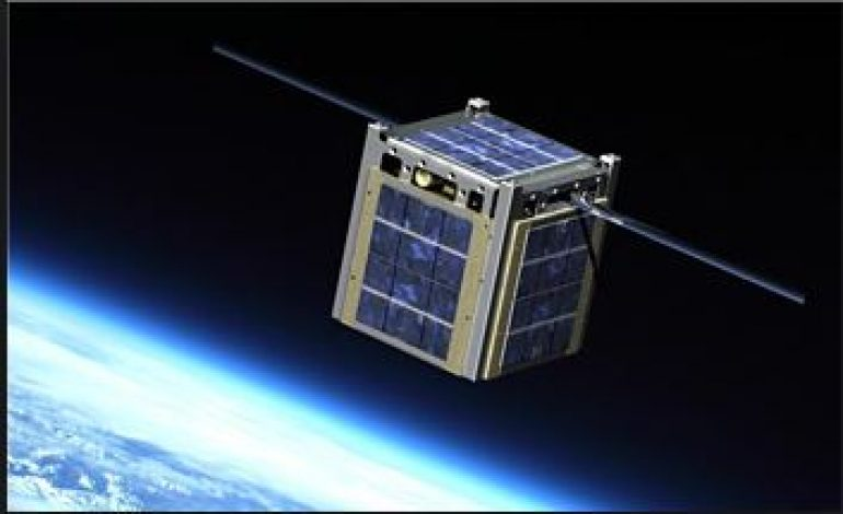 USI CubeSat Satellite Launches into Space