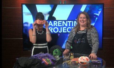 Parenting Project: Easy Halloween Decorations