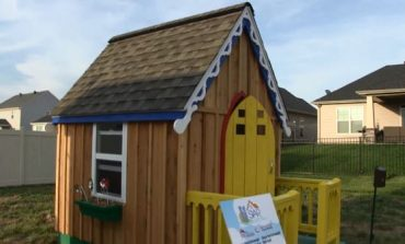 Tiny Homes for Tiny People...BIG Cause