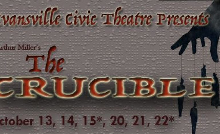 Sneak Peek: The Crucible