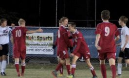 DCHS Boys Soccer Wins 5th Straight Region Title