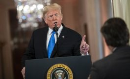 CNN Sues President Trump For Barring Reporter Jim Acosta