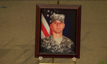 Funeral Service Held For Sgt. Drew Watters