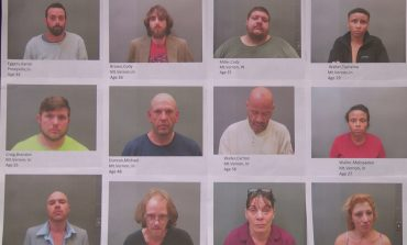 Drug Round Up Nets a Dozen Arrests in Posey Co.