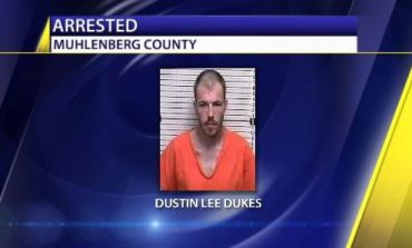 Greenville Man Leads Muhlenberg County Deputies on Short Chase